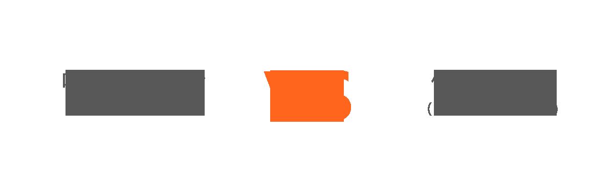 响应式与普通网站对比图